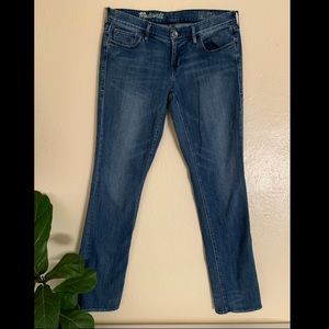 Madewell Quality Jeans